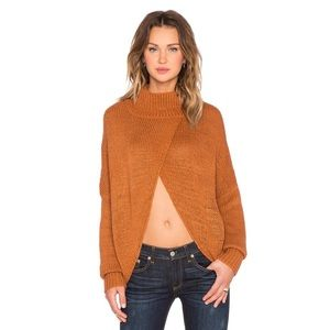 One Teaspoon Le Creme Knit Sweater Size XS NWT